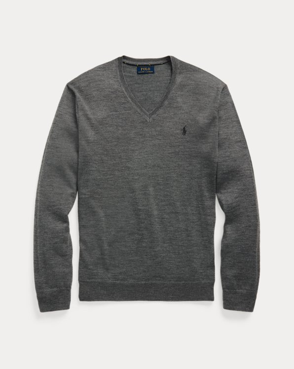 Slim Washable Merino Jumper
