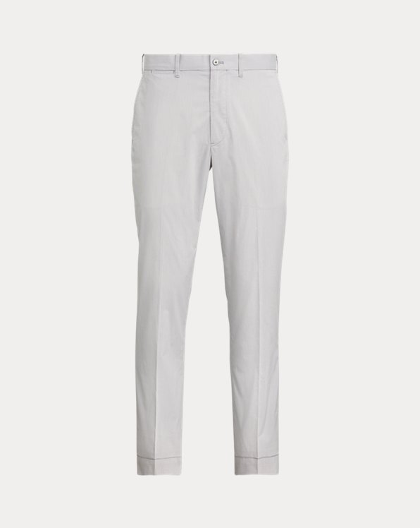 Tailored Fit Checked Pant