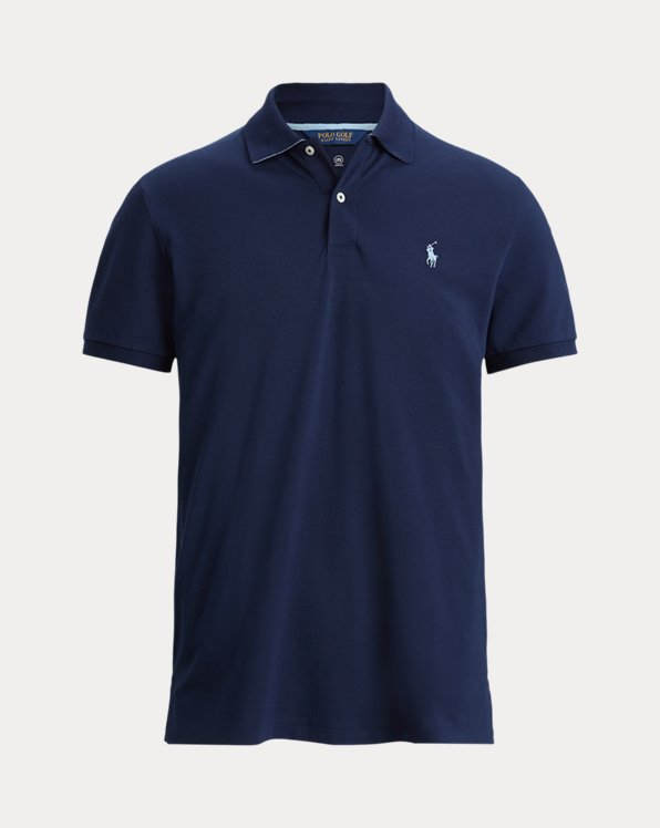 Custom-Slim-Fit Sport-Polohemd