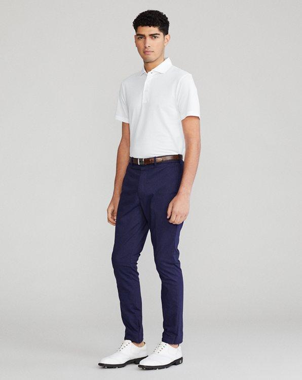 Custom Slim Fit Performance Polo Shirt