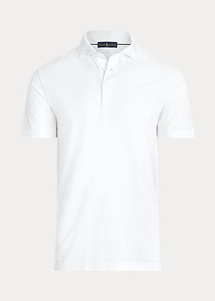 Polo Ralph Lauren Custom Slim Fit Performance Polo Shirt