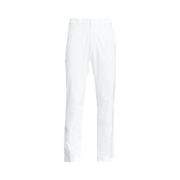 폴로 랄프로렌 RLX 골프 바지 Polo Ralph Lauren Slim Fit Stretch Pant,Pure White