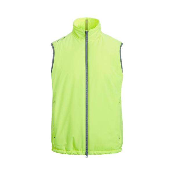 폴로 랄프로렌 남성 골프웨어 발수 조끼 Polo Ralph Lauren Water Repellent Stretch Vest,Lime Quartz