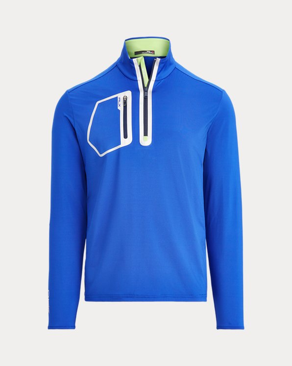 Performance-Pullover mit Stretch