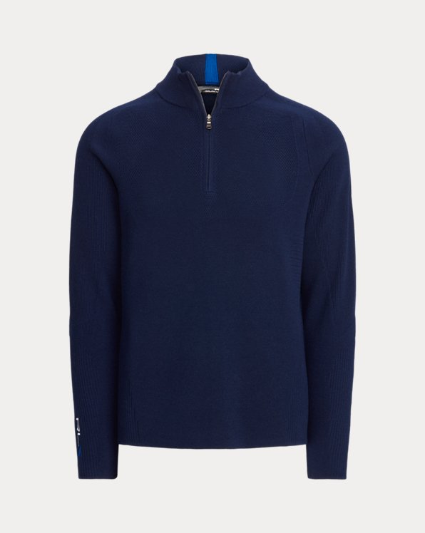 Performance Wool-Blend Jumper