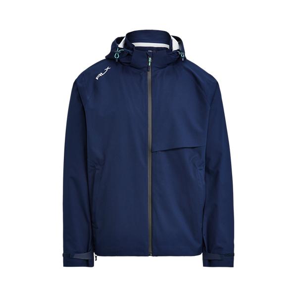 폴로 랄프로렌 RLX 골프 자켓 Polo Ralph Lauren Water-Repellent Hooded Jacket,French Navy
