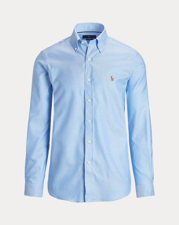 Camicia Oxford da golf