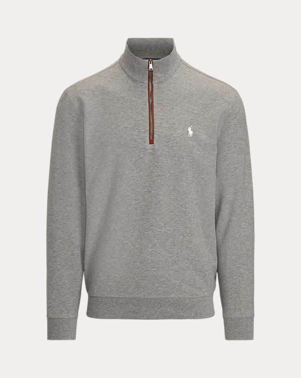 Slim Fit French Terry Pullover