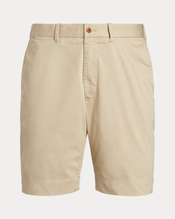 Tailored-Fit Golfshorts