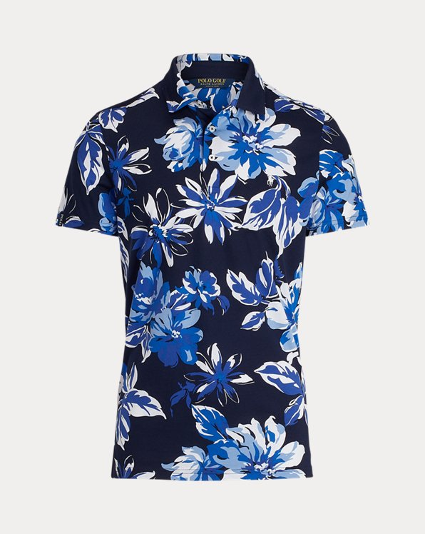 Custom Slim Golf Polo Shirt