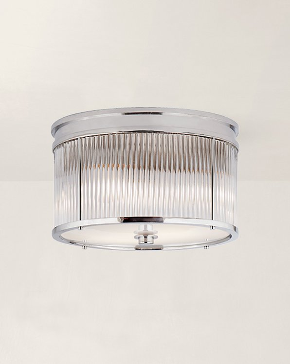 Allen Medium Round Flush Mount