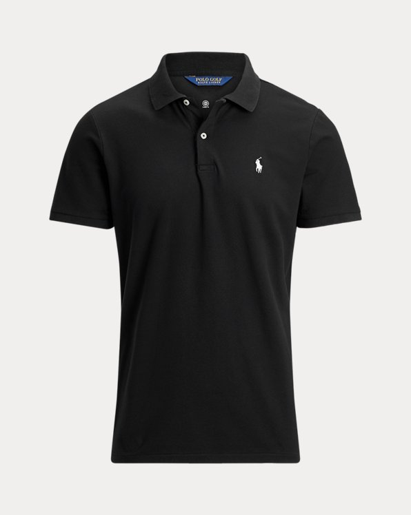 Custom-Slim-Fit Stretch-Polohemd