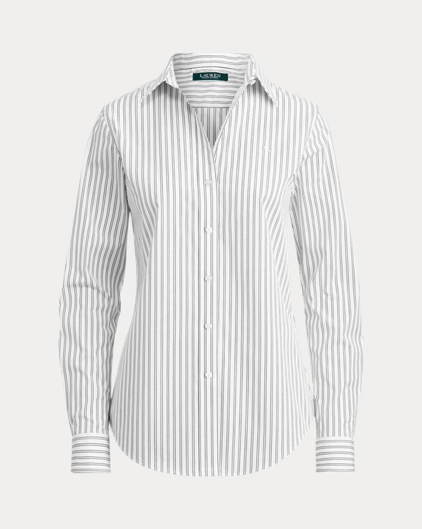 Easy Care Striped Shirt