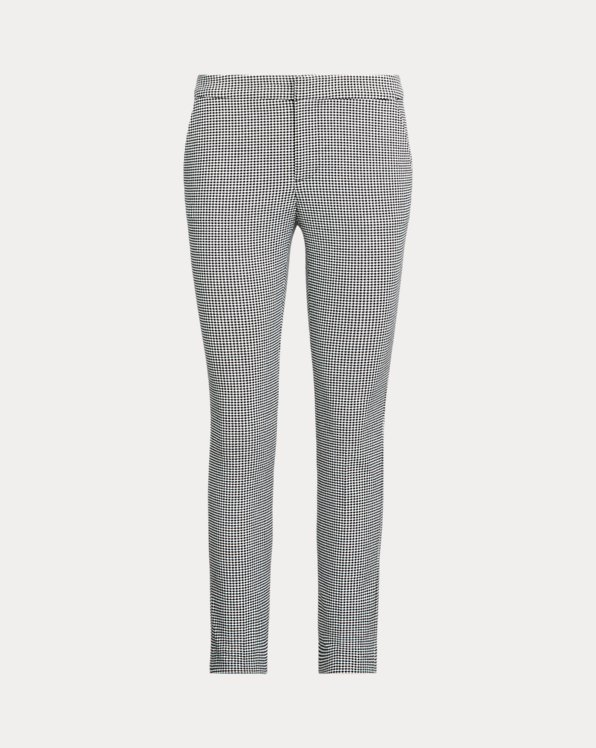 Houndstooth Stretch Trouser