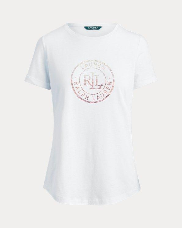 Cotton Logo Tee