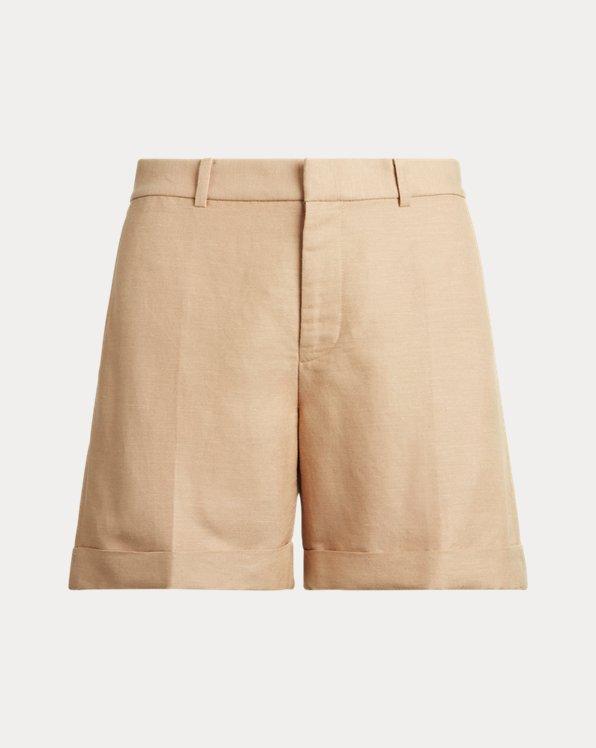 Linen-Twill Short