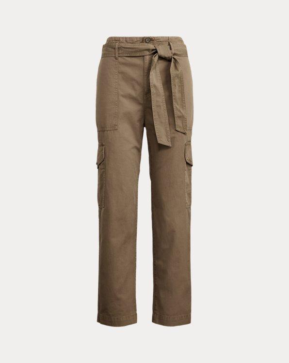 Cotton Twill Cargo Pant