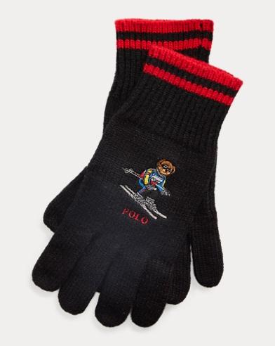 Ski Bear Gloves