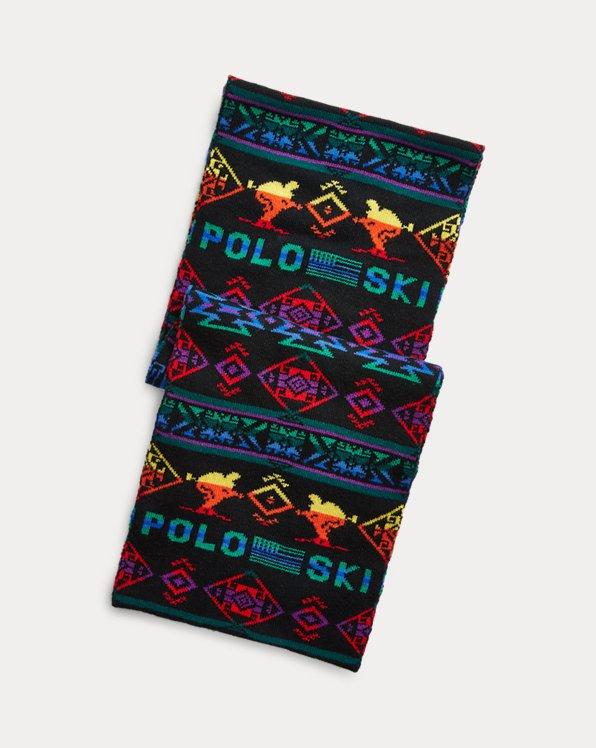 Polo Ski Scarf