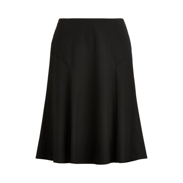 폴로 랄프로렌 Polo Ralph Lauren A-Line Skirt,Black