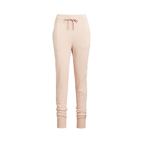 폴로 랄프로렌 Polo Ralph Lauren French Terry Jogger Pant,Pink Hydrangea