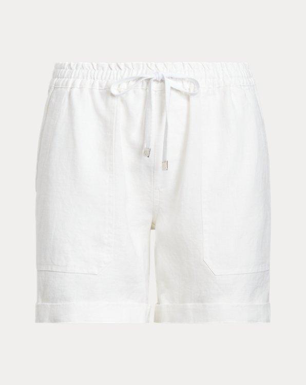 Linen Drawcord Short