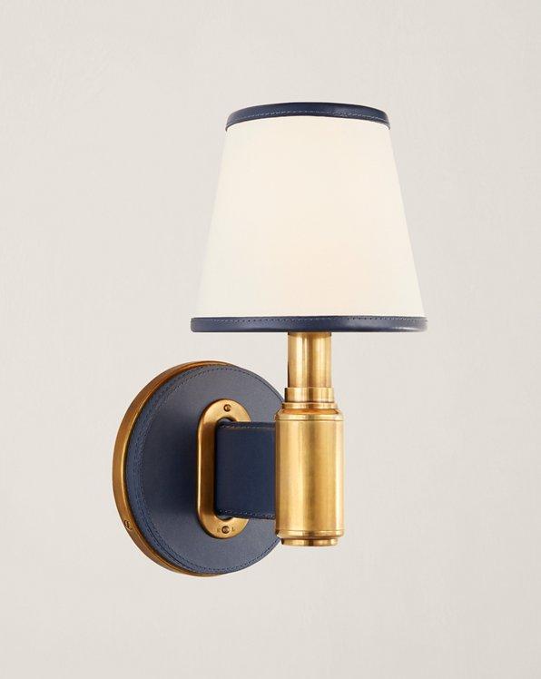 Applique Riley a una lampada