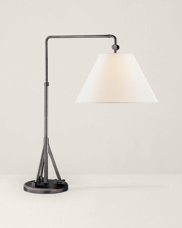 Brompton Swing-Arm Table Lamp