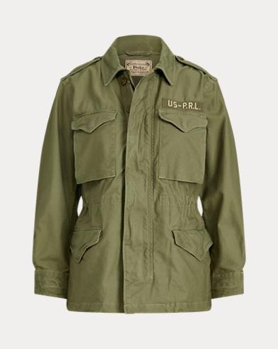 Signature Military Jacket