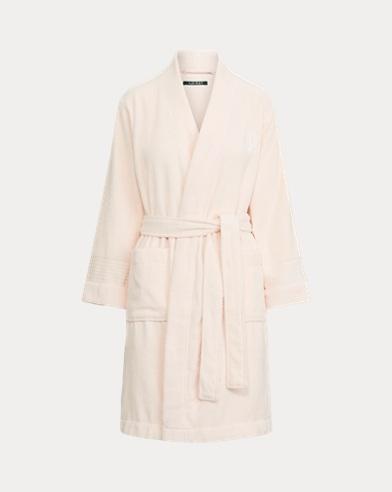 Cotton Terry Cloth Robe