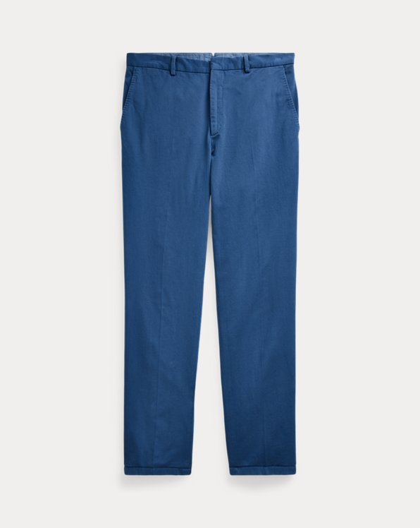 Polo Ralph Lauren Garment-Dyed Stretch Chino Suit Trouser