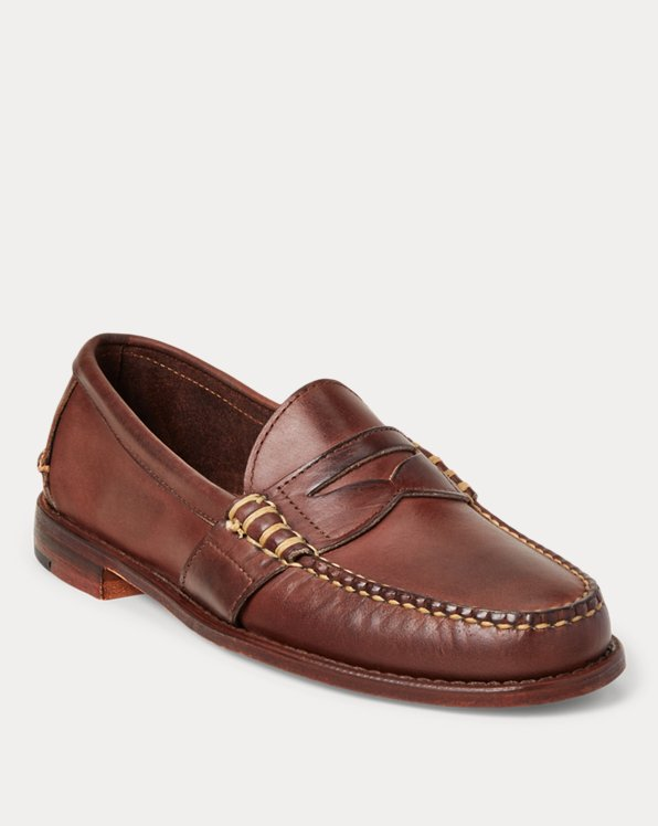 Edric Leather Penny Loafer