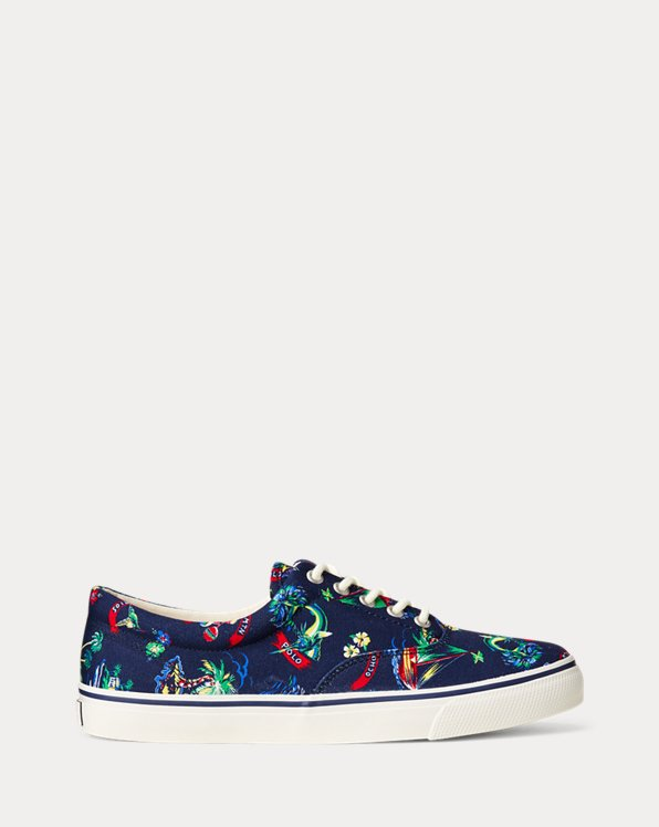 Harpoon Canvas Sneaker