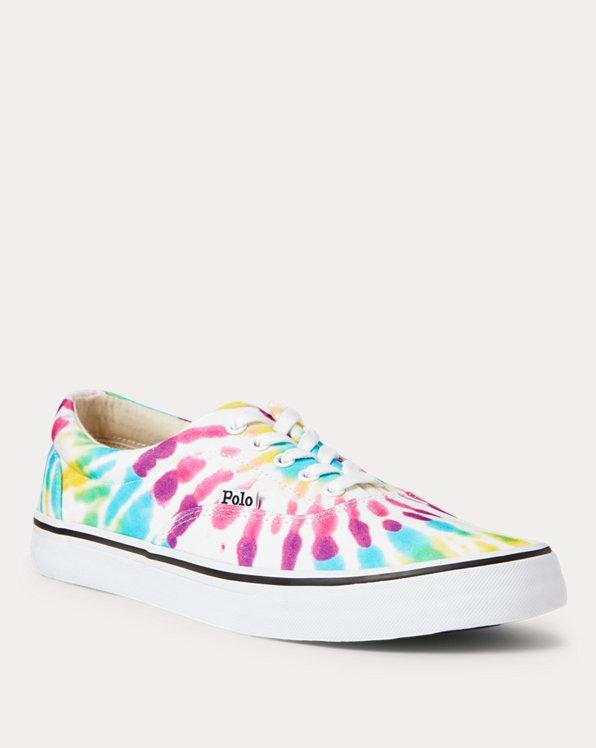 Thorton Tie-Dye Canvas Sneaker