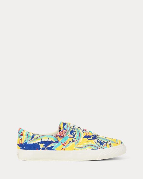Hoffman Print Harpoon Sneaker