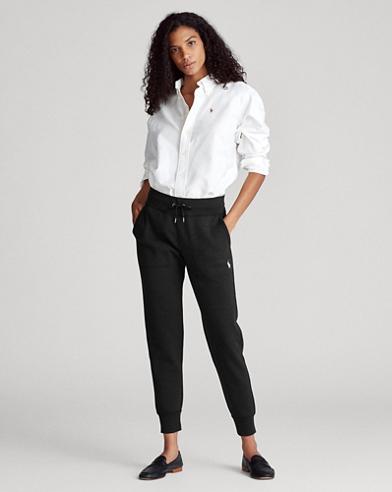 Pantalon de survêtement en maille double
