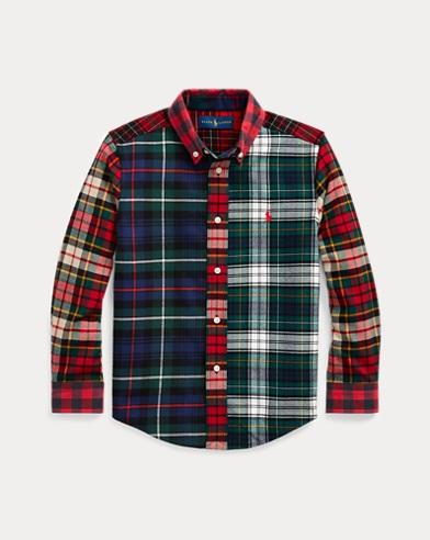 Plaid Cotton Fun Shirt