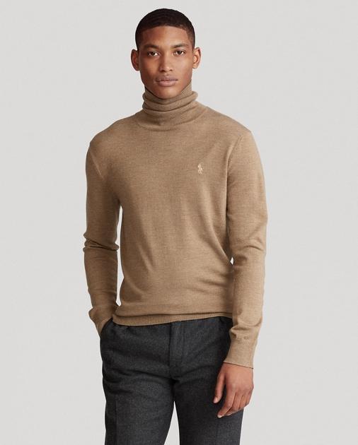 Polo Ralph Lauren Washable Merino Wool Jumper 1