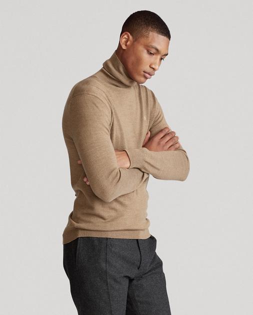 Polo Ralph Lauren Washable Merino Wool Jumper 4