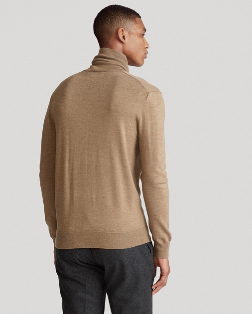 Polo Ralph Lauren Washable Merino Wool Jumper 5