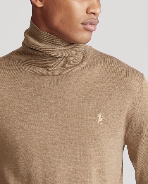 Polo Ralph Lauren Washable Merino Wool Jumper 6