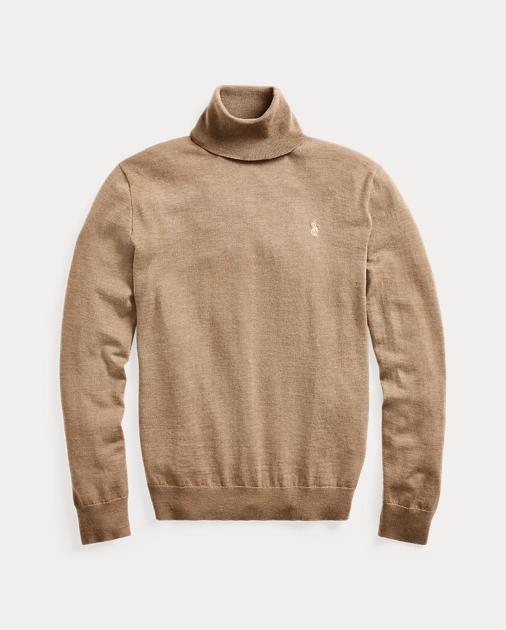Polo Ralph Lauren Washable Merino Wool Jumper 2