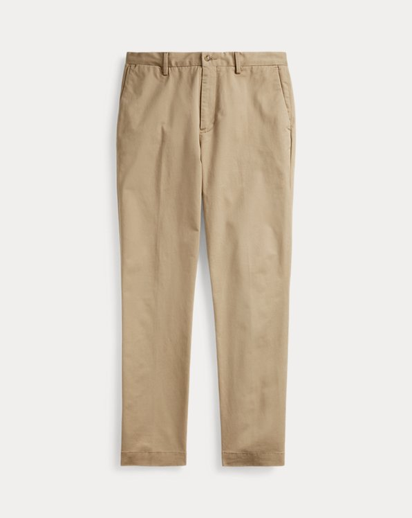 Stretch Classic Fit Chino Trouser