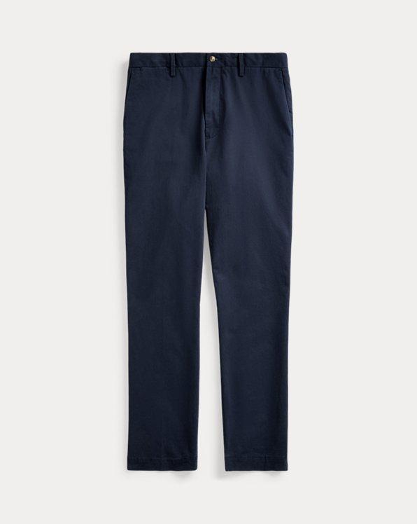 Pantaloni chino stretch Classic-Fit