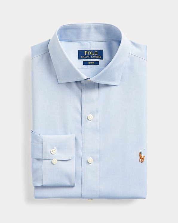 Pflegeleichtes Custom-Fit Hemd