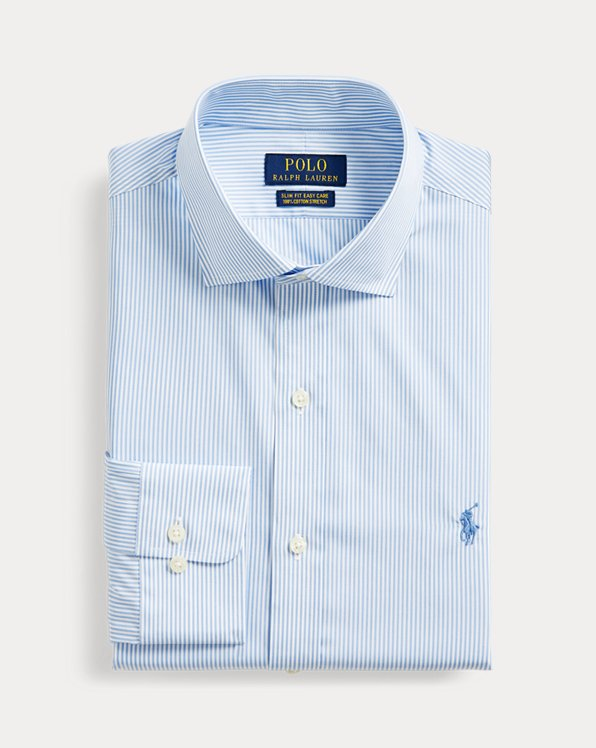 Slim Fit Easy Care Shirt