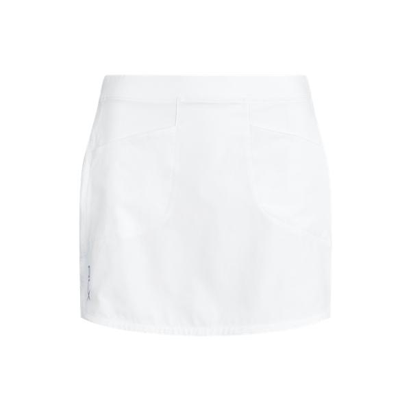 폴로 랄프로렌 RLX 골프 스커트 Polo Ralph Lauren Four-Way-Stretch Golf Skort,Pure White