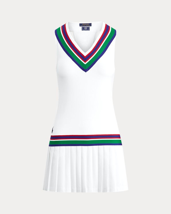 Wimbledon Jersey Dress
