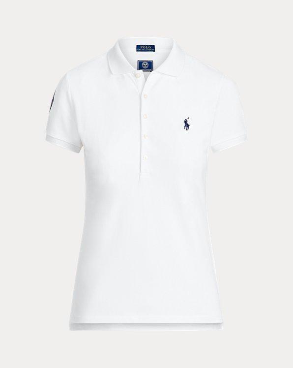 Wimbledon Pique Polo Shirt