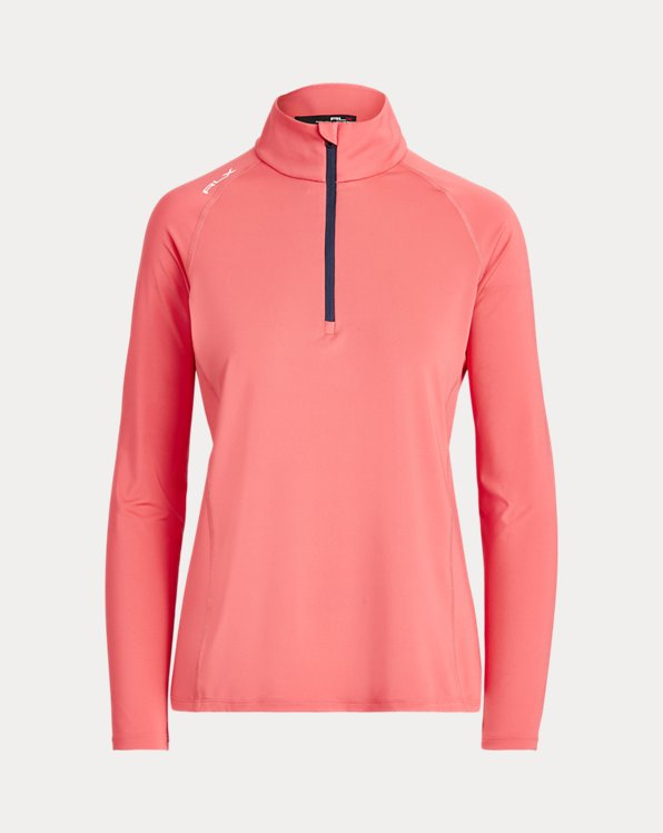 Sustainable Golf Quarter-Zip
